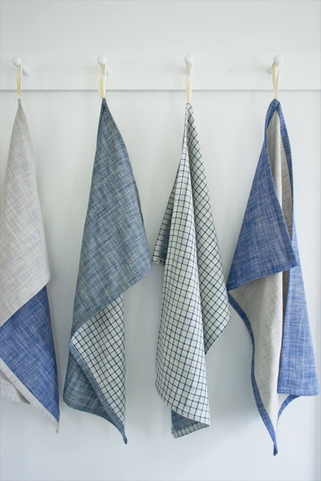 Simple Dish Towels