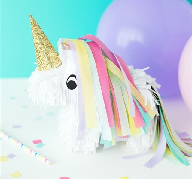 Tiny Unicorn Pinata