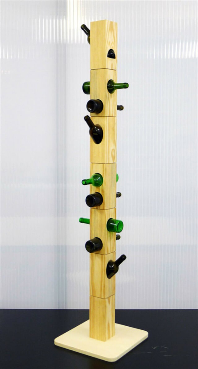 bottle rack for hats