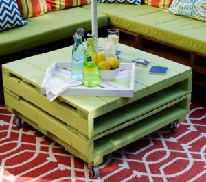 13 DIY Outdoor Pallet Furniture For Spring