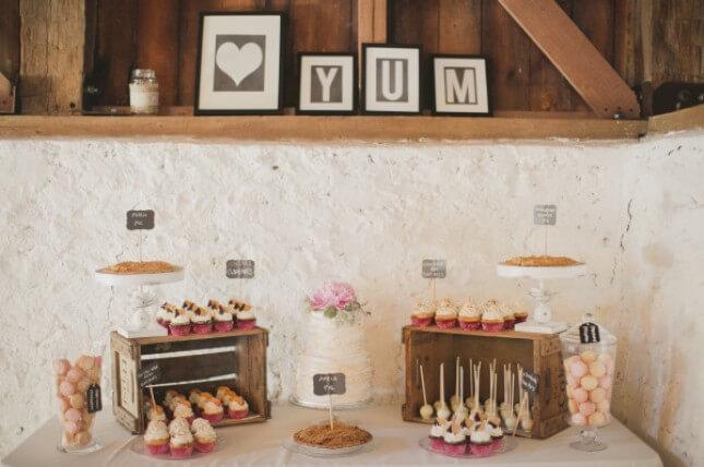 Dessert Showcase: