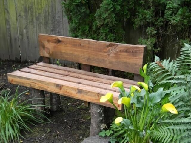 gardeb bench