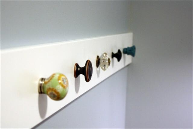 Knob Wall Hooks