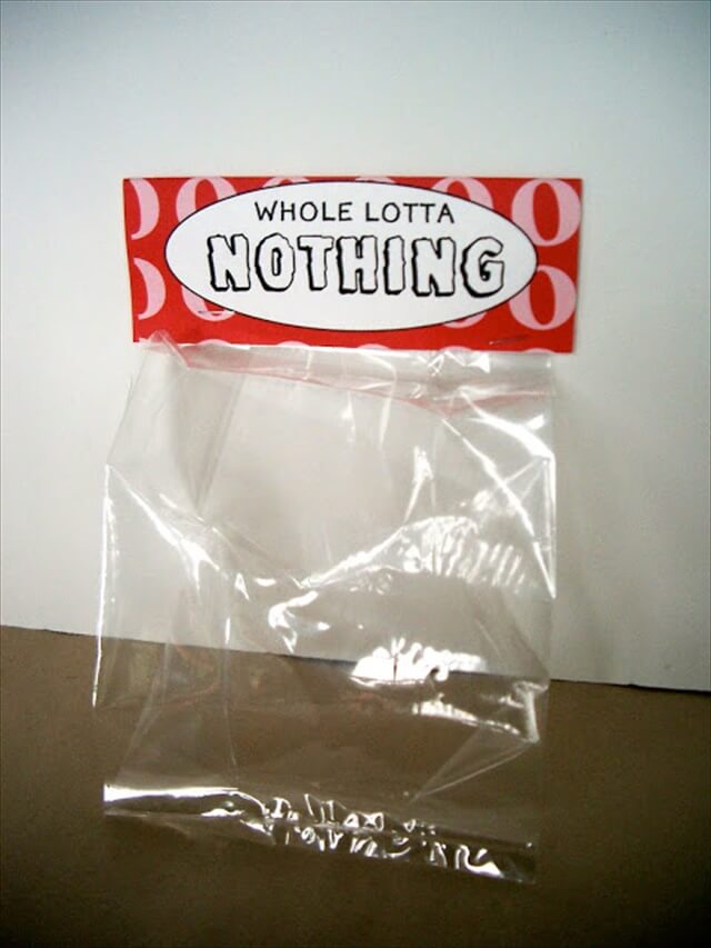 Whole Lotta Nothing