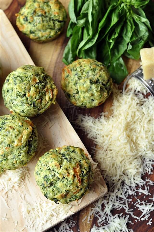 Pesto Spinach