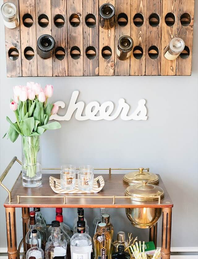 15 DIY Wood Decor Projects To Make