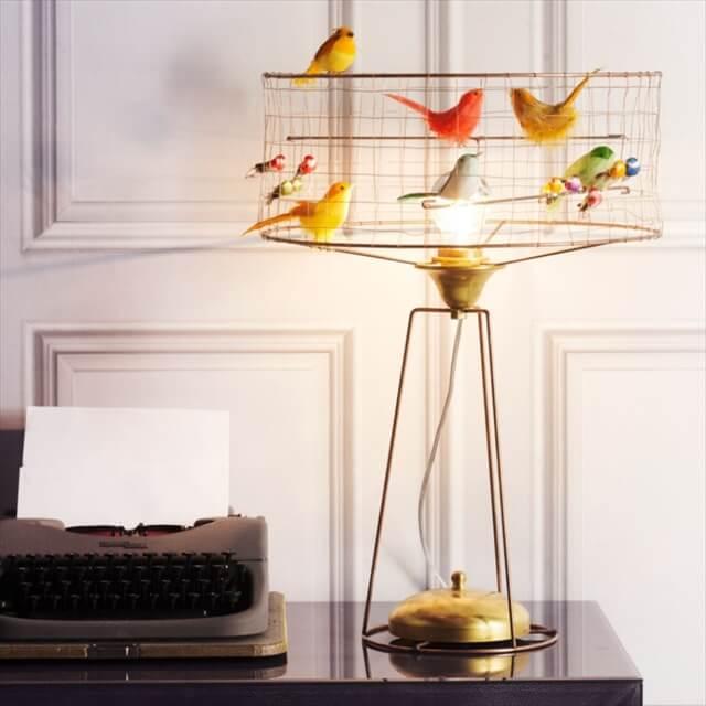 22 Nice Diy Lampshade Amp Lamp Ideas