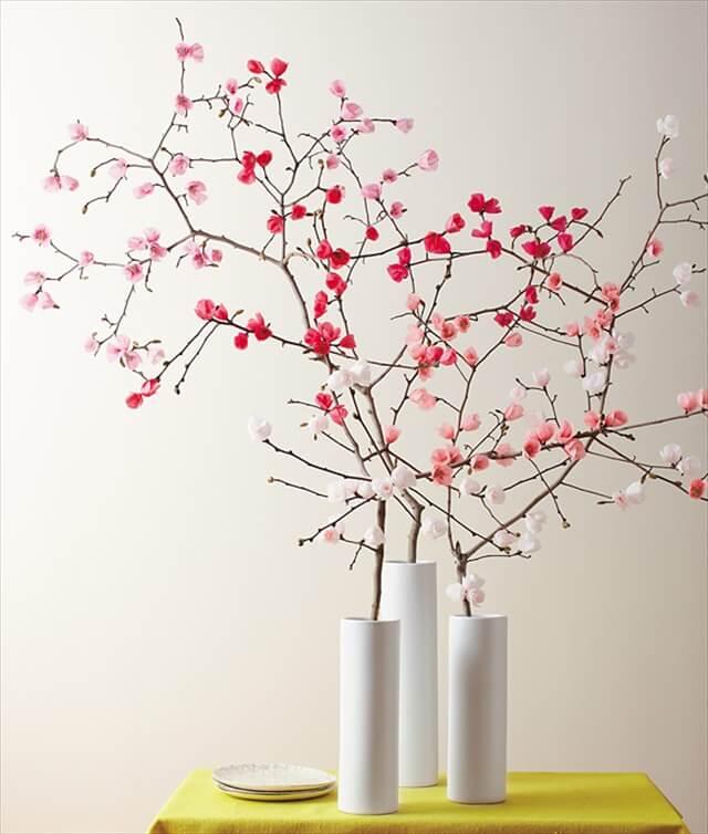 Cherry Blossom Centerpiece