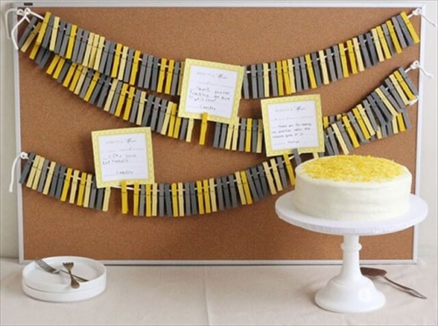 Crafty Things To Make With Clothespins