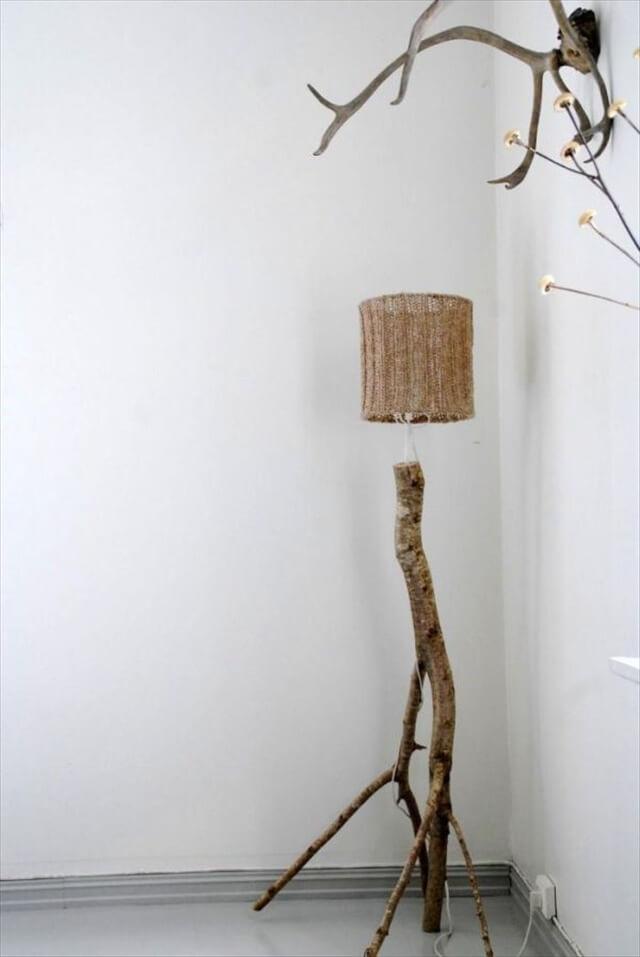 Lamp base.