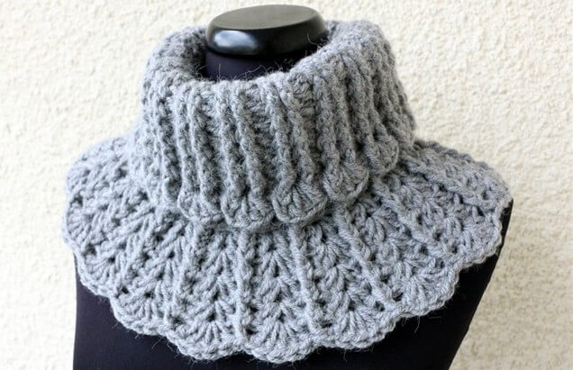 Free Pattern Crochet Neck Warmer : 29 DIY Bracelets Design DIY to Make