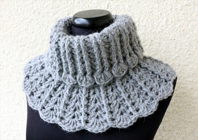 11 Diy Warm Amp Cozy Crochet Scarfs Diy To Make