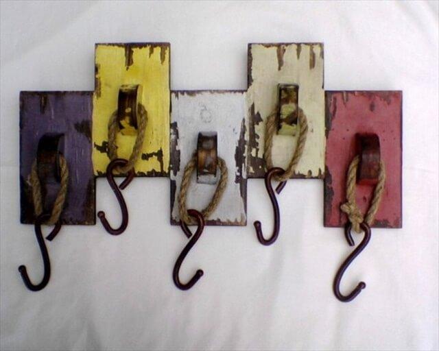 Rustic Wall Hooks