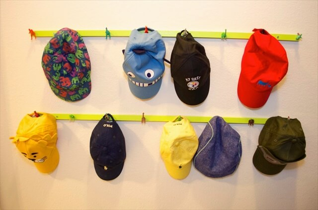 16 Diy Handmade Hat Rack Ideas