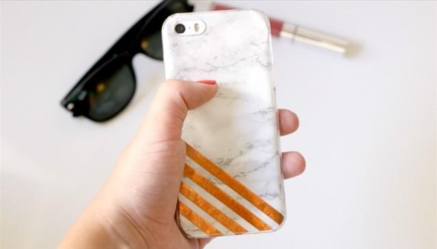 diy-marble-phone-case