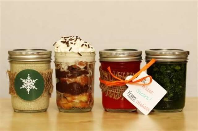 Mason Jar Gift Giving Ideas