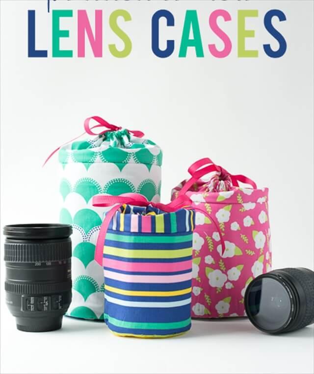 Padded Lens Case