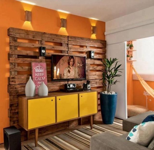 DIY Wood Pallet Decorating Ideas
