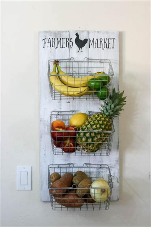 Produce Rack