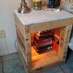 11 DIY Pallet Side Table Ideas