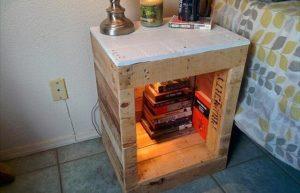 11 DIY Pallet Side Table Ideas