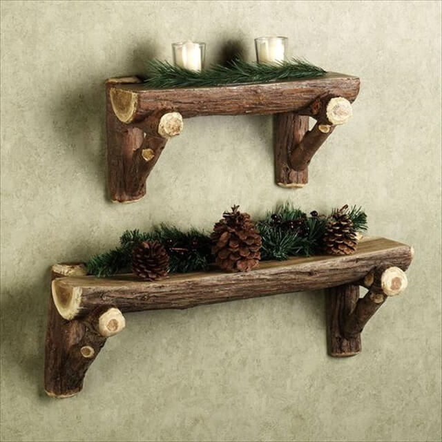 13 Diy Wood Log Projects Diy To Make