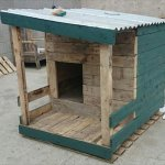 11 Dog House From Pallets