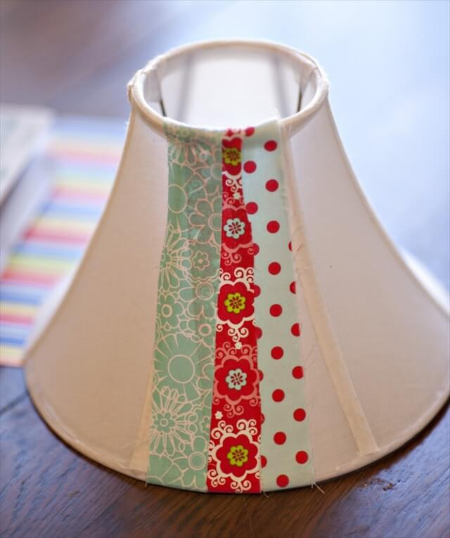 diy lampshade design
