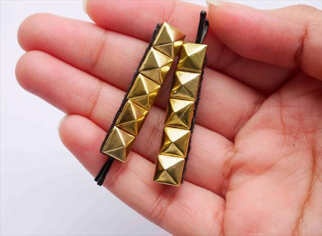Studded Hair Pins