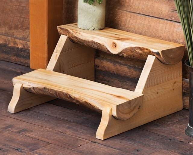 Wooden Craft Furniture ~ Amazing diy log wood ideas to make