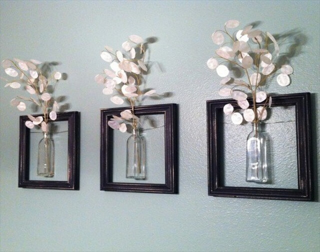 20 recycling ideas for home decor diy to make - Designs in glasses for house decoration ...