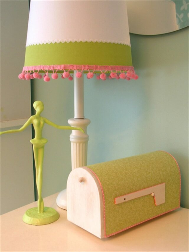 Diy Lampshade Home Design