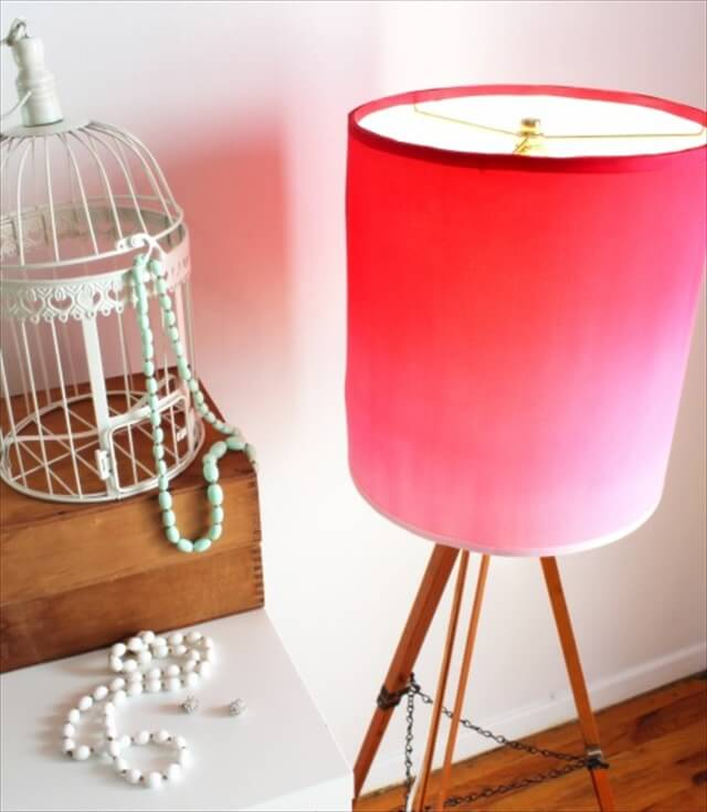 DIY Lampshade Kit Giveaway