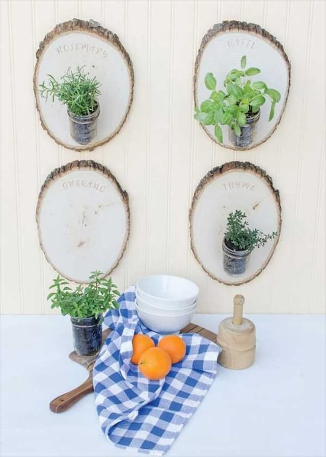 DIY Log Ideas Take Rustic Decor To Your Home