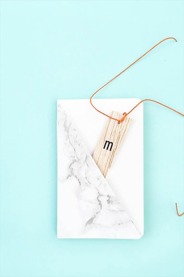 Marble Mini Journals