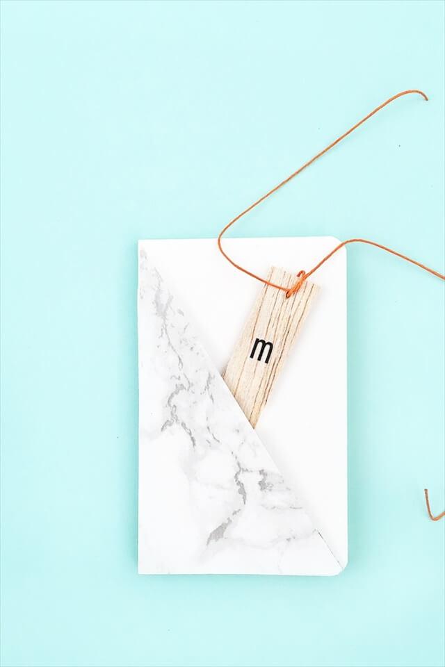 Marble Mini Journals