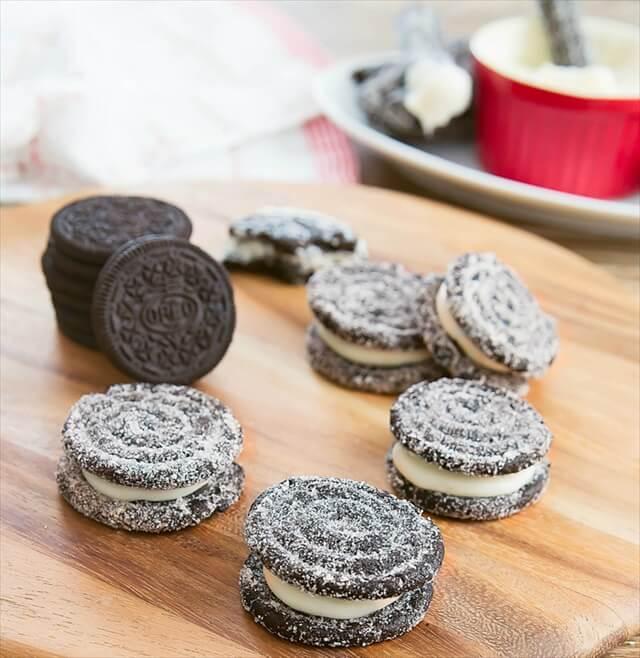 Oreo Churro Cookies
