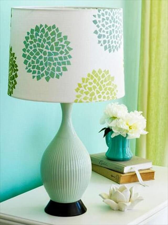 15 Very Cool Diy Lamp Ideas Diy To Make