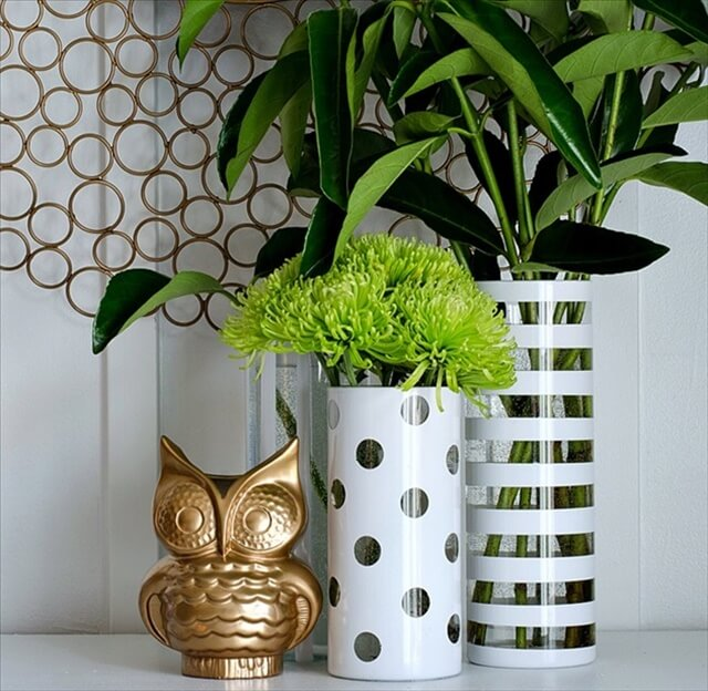 Thrifted Vases