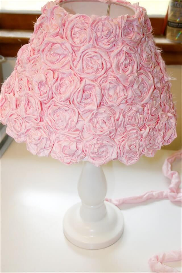 22 nice diy lampshade lamp ideas diy to make for Lamp making ideas