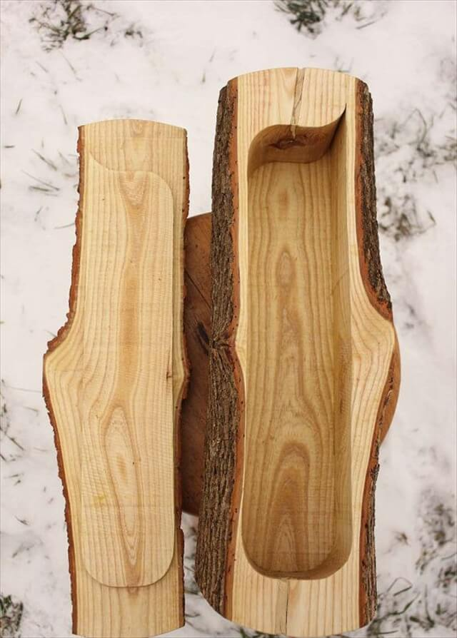 Outdoor Tree Bench