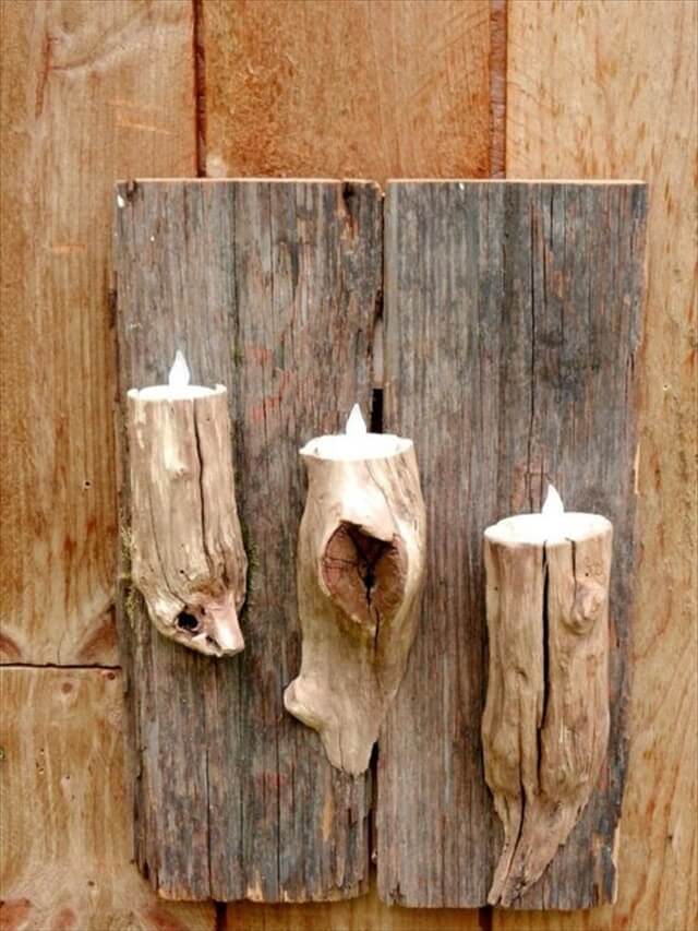 21 DIY Wood Log Project Ideas | DIY to Make