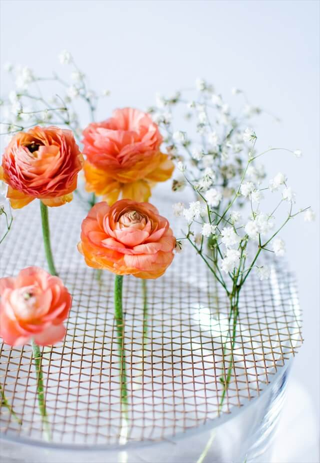 Unique Flower Display