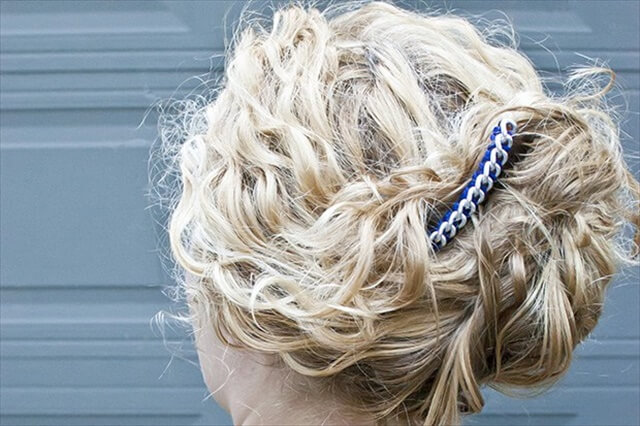 Chain Hair Comb