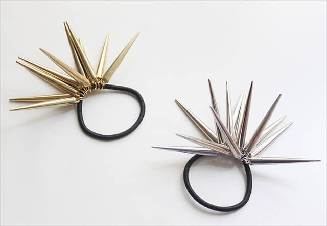 Spiked Hair Ties