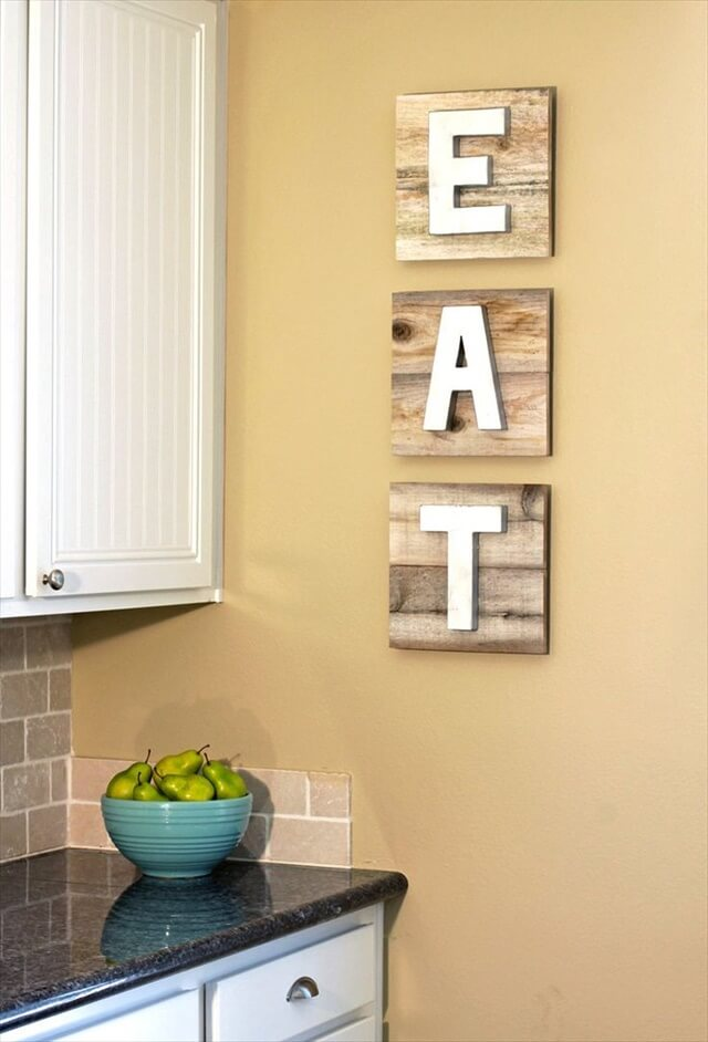 15 DIY Wood Decor Projects | DIY to Make