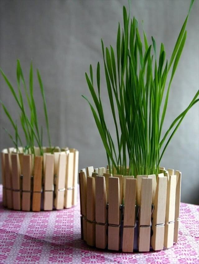 small flower pot Craft Ideas for Adults