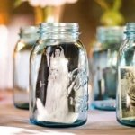 10 DIY Glass Jar Photo Frames & Gift Ideas