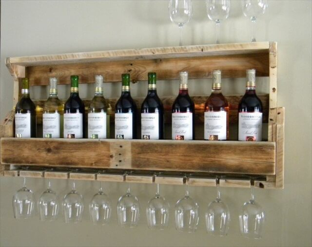 amazing wine rack
