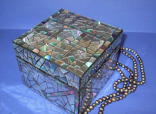 CD Jewelry Box